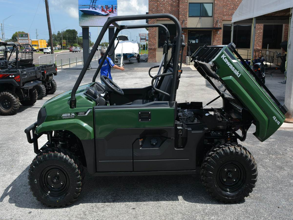 2021 Kawasaki Mule PRO-MX EPS in Clearwater, Florida - Photo 10