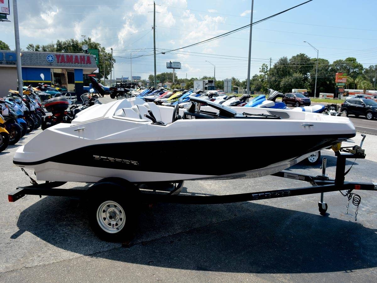 2021 Scarab 165 G in Clearwater, Florida - Photo 1