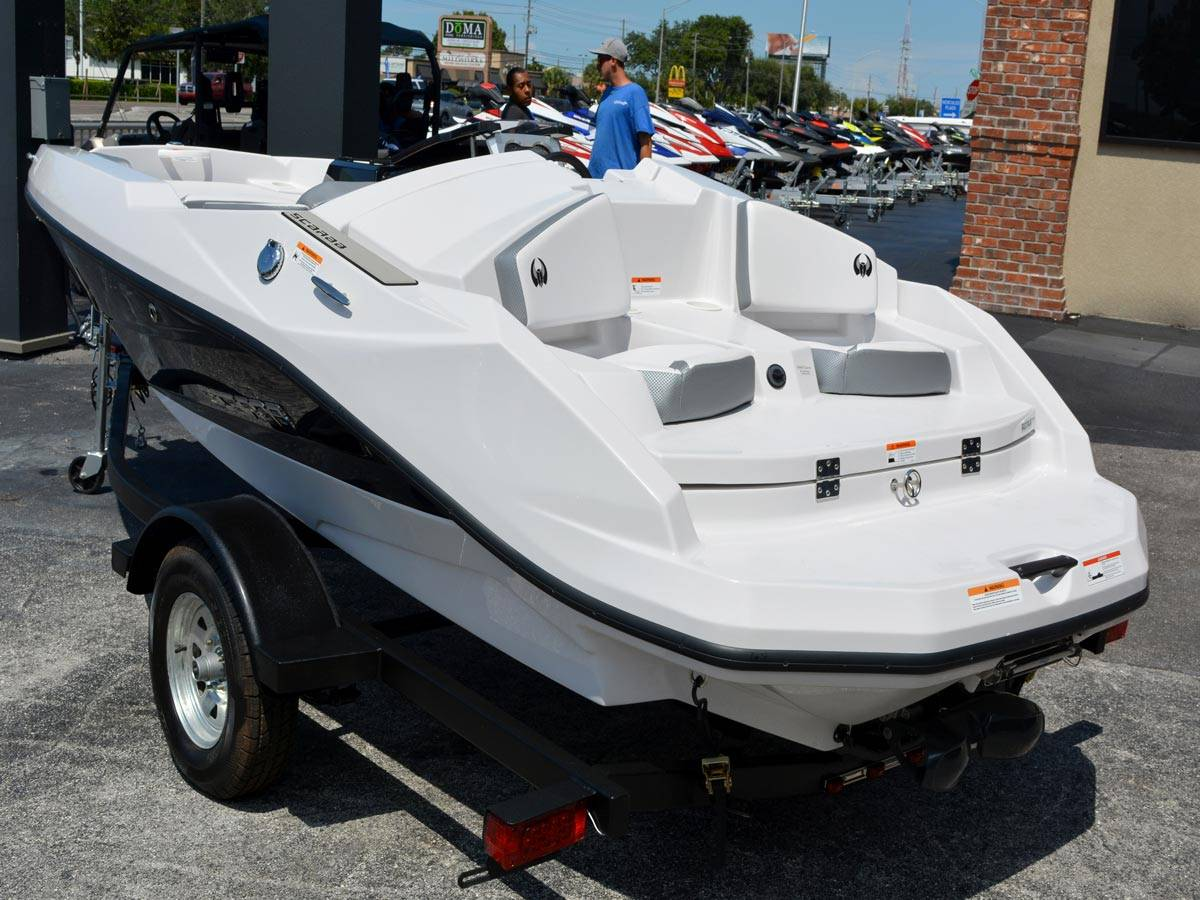 2021 Scarab 165 G in Clearwater, Florida - Photo 8