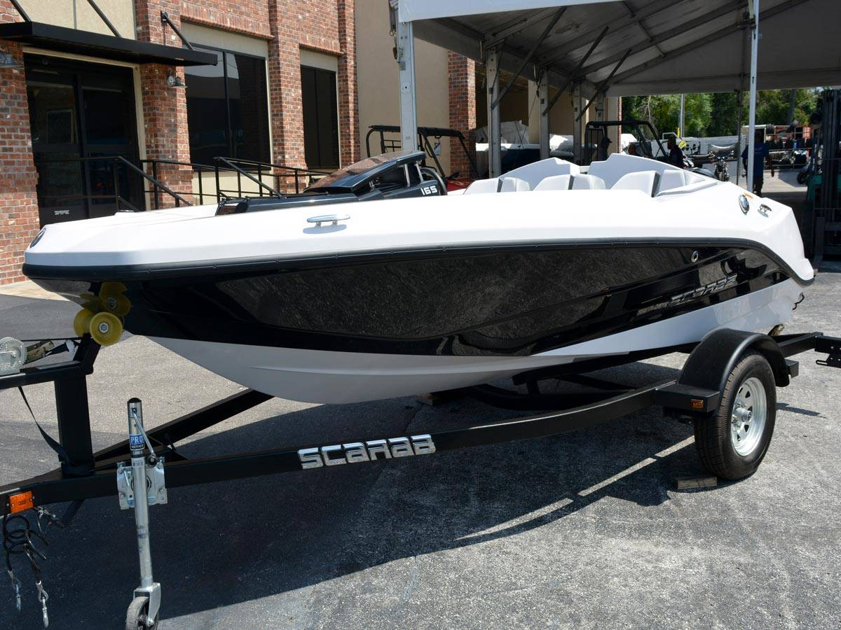 2021 Scarab 165 G in Clearwater, Florida - Photo 9