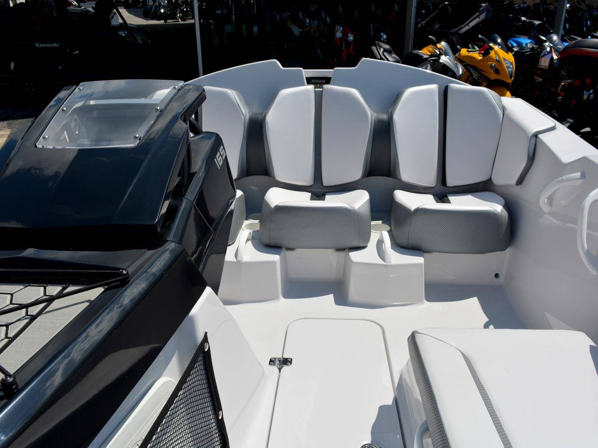 2021 Scarab 165 G in Clearwater, Florida - Photo 13