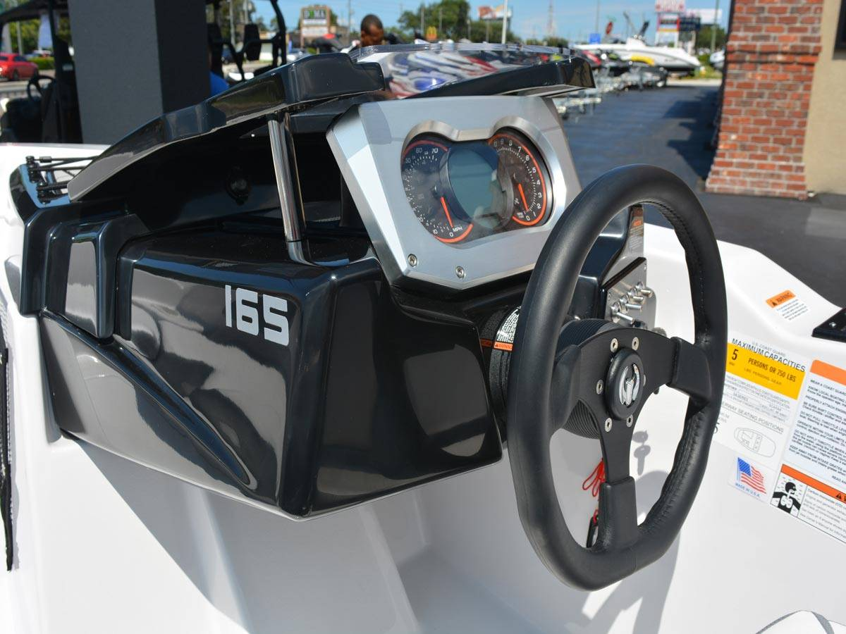 2021 Scarab 165 G in Clearwater, Florida - Photo 15