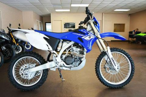 2013 Yamaha WR250F in Clearwater, Florida