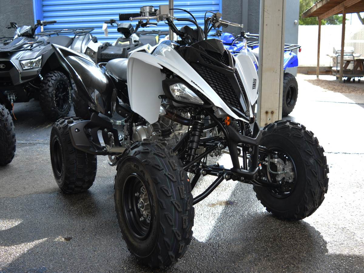 2020 Yamaha Raptor 700 in Clearwater, Florida - Photo 7
