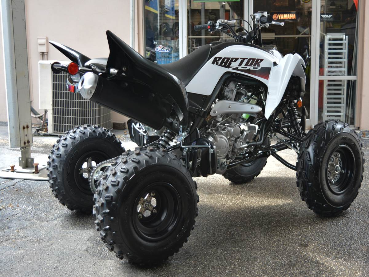 2020 Yamaha Raptor 700 in Clearwater, Florida - Photo 9