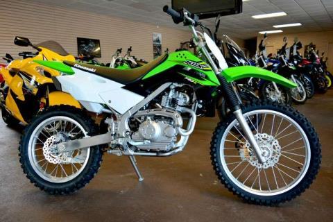 2017 Kawasaki KLX140L in Clearwater, Florida