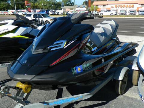 2016 Yamaha FX Cruiser SVHO in Clearwater, Florida
