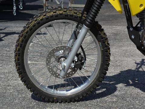 2019 Suzuki DR-Z125L in Clearwater, Florida - Photo 5