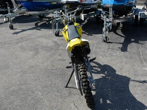 2019 Suzuki DR-Z125L in Clearwater, Florida - Photo 8