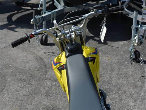 2019 Suzuki DR-Z125L in Clearwater, Florida - Photo 9