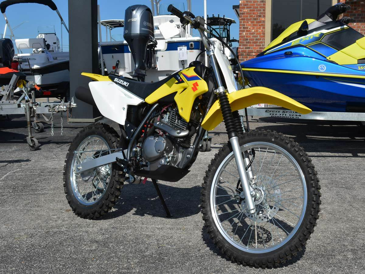 2019 Suzuki DR-Z125L in Clearwater, Florida - Photo 12
