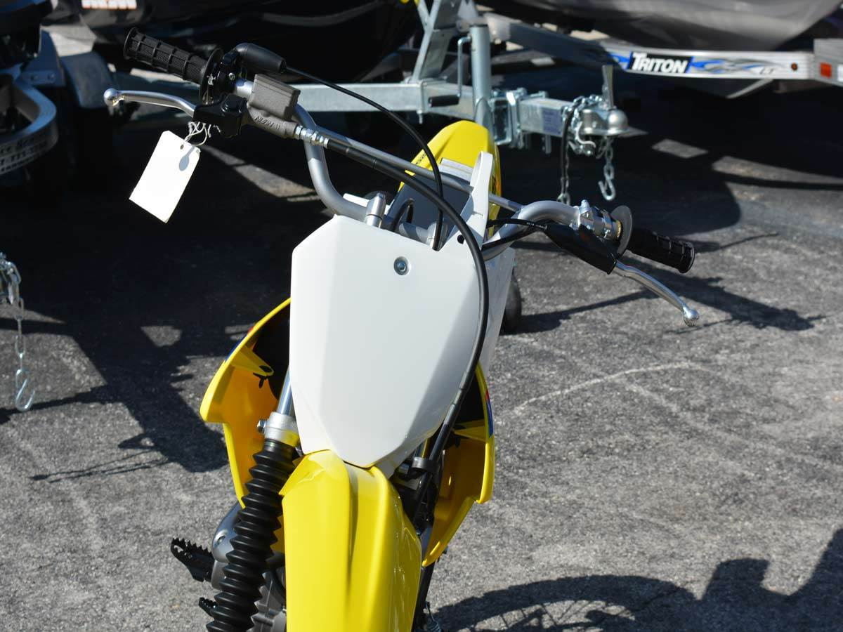 2019 Suzuki DR-Z125L in Clearwater, Florida - Photo 14