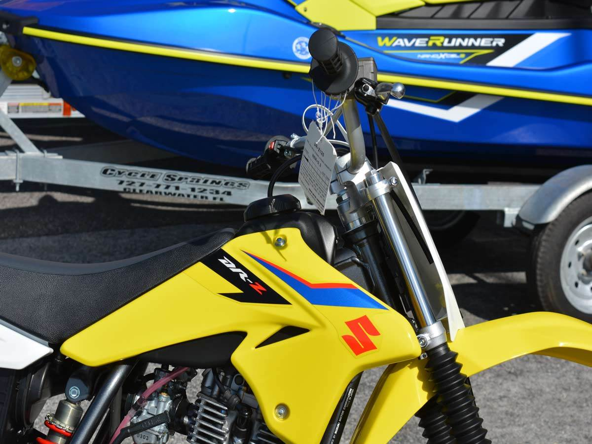 2019 Suzuki DR-Z125L in Clearwater, Florida - Photo 15