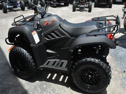 2018 Kymco MXU 450i LE Prime in Clearwater, Florida
