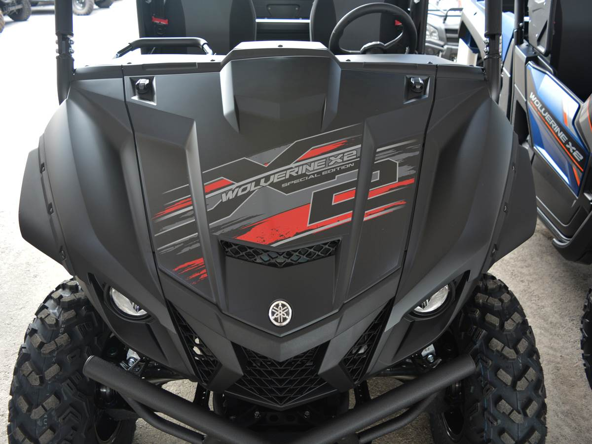 2019 Yamaha Wolverine X2 R-Spec SE in Clearwater, Florida