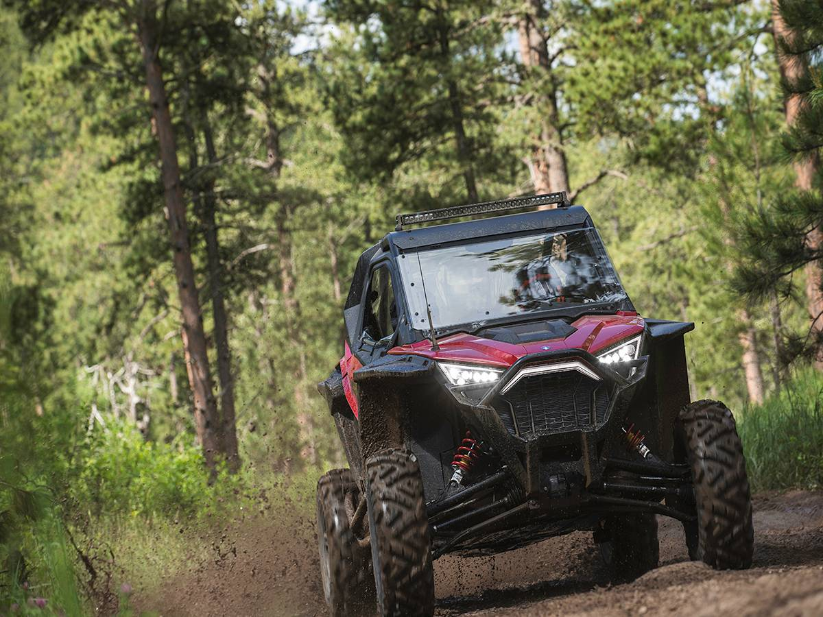2021 Polaris RZR PRO XP Sport in Clearwater, Florida - Photo 7