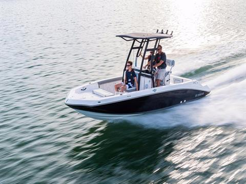 2021 Yamaha 190 FSH SPORT in Clearwater, Florida - Photo 2