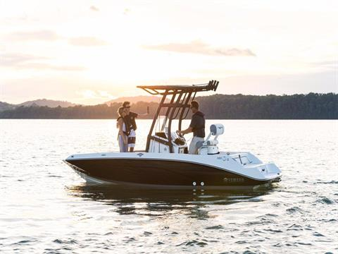 2021 Yamaha 190 FSH SPORT in Clearwater, Florida - Photo 11