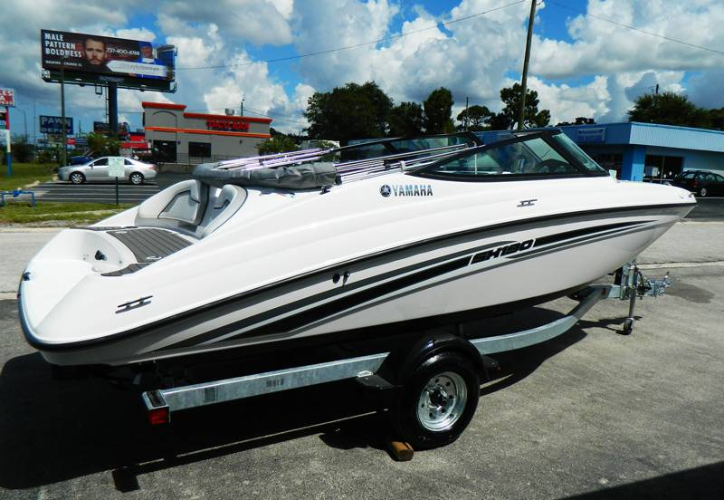 2017 Yamaha SX190 in Clearwater, Florida