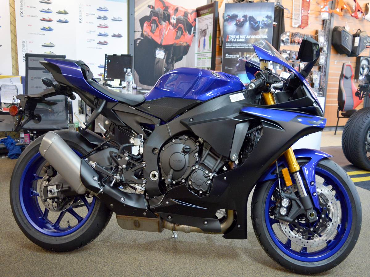 2019 Yamaha Yzf R1 In Clearwater Florida