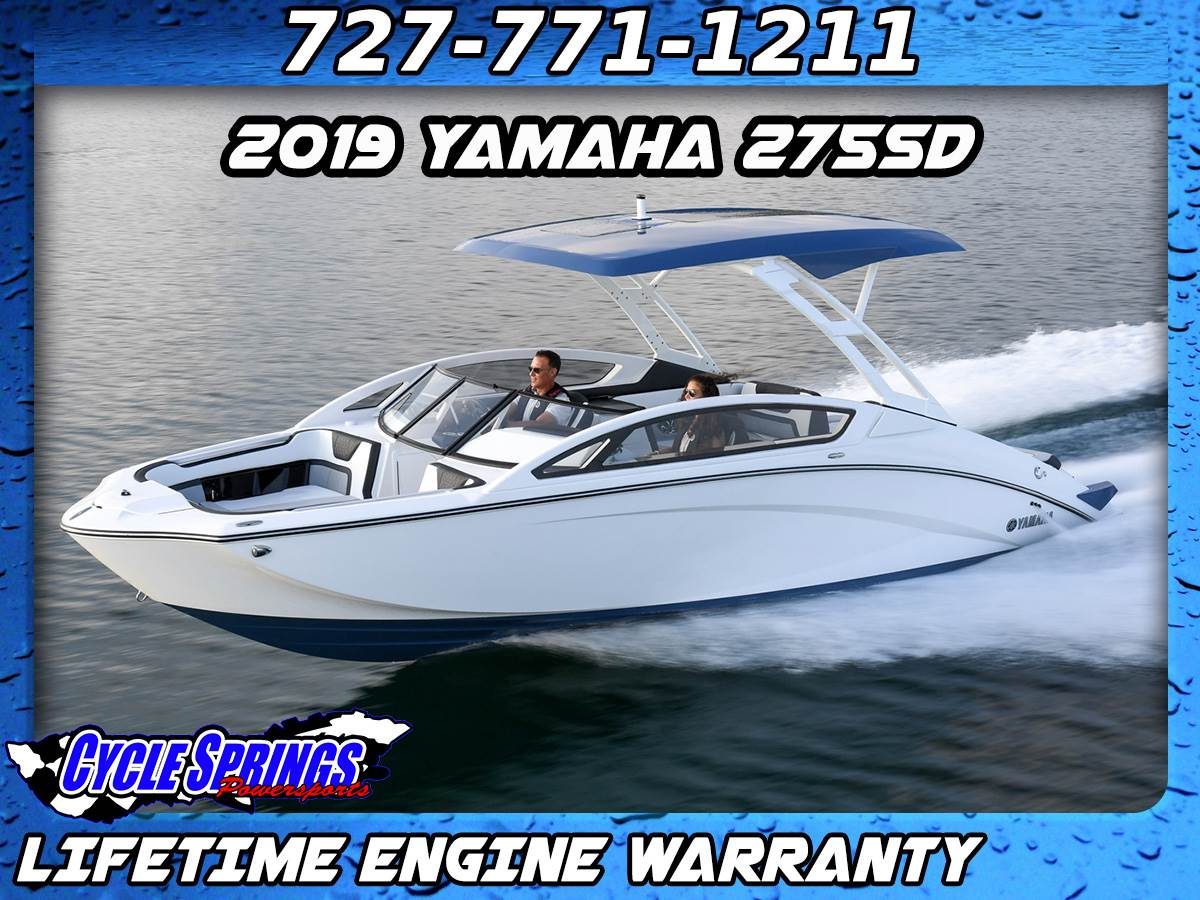 2019 Yamaha 275SD in Clearwater, Florida