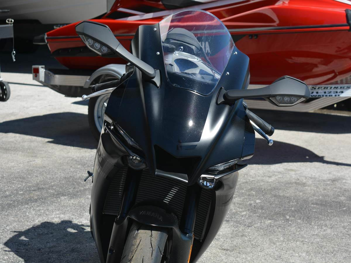 2020 Yamaha YZF-R1 in Clearwater, Florida - Photo 4