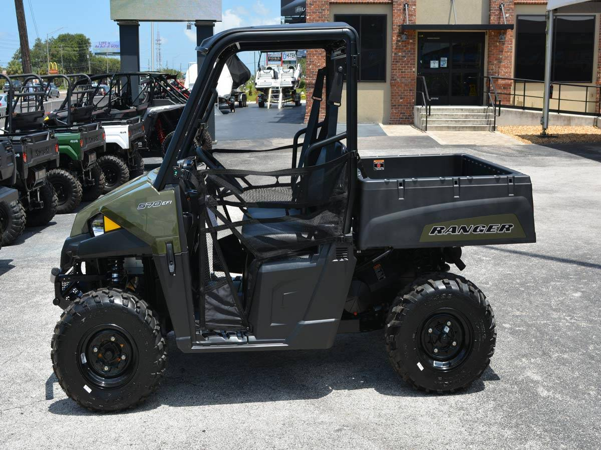 2021 Polaris Ranger 570 in Clearwater, Florida - Photo 1