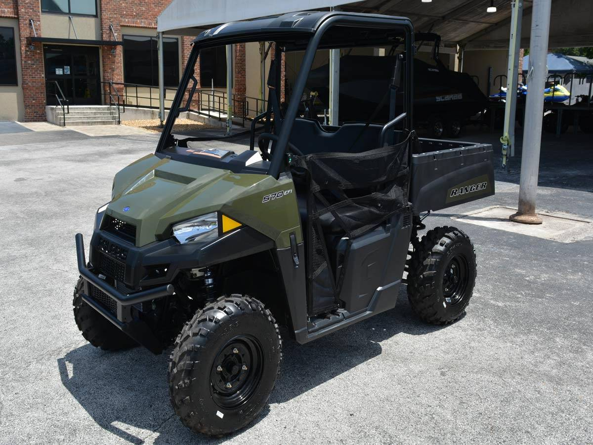 2021 Polaris Ranger 570 in Clearwater, Florida - Photo 6