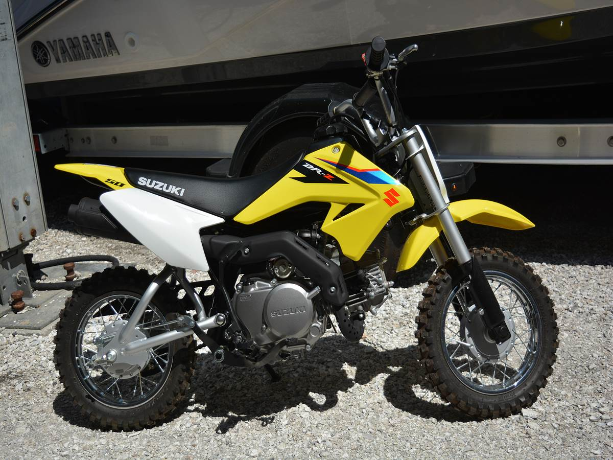 2019 Suzuki DR-Z50 in Clearwater, Florida - Photo 6