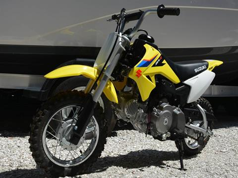 2019 Suzuki DR-Z50 in Clearwater, Florida - Photo 4
