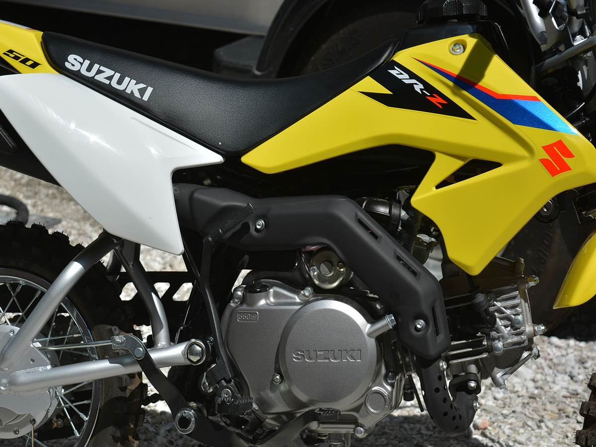 2019 Suzuki DR-Z50 in Clearwater, Florida - Photo 11