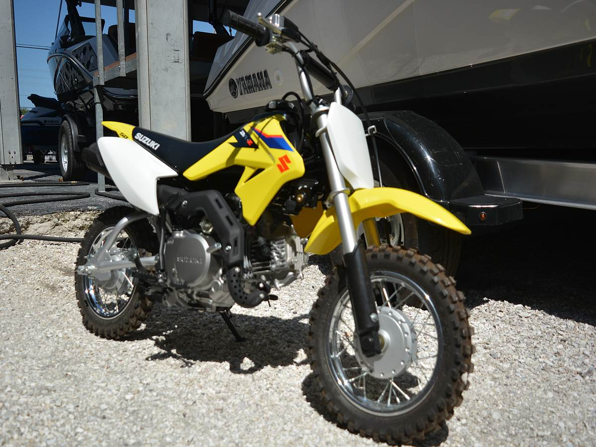 2019 Suzuki DR-Z50 in Clearwater, Florida - Photo 14