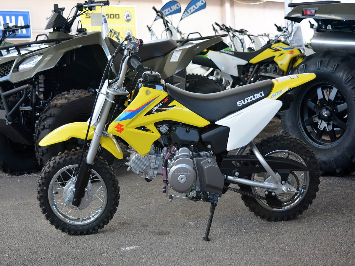 2019 Suzuki DR-Z50 for sale 6591