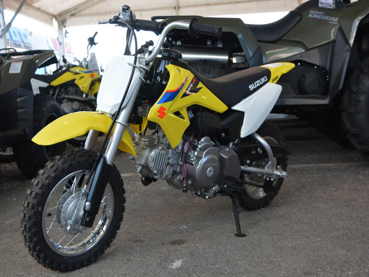 2019 Suzuki DR-Z50 in Clearwater, Florida