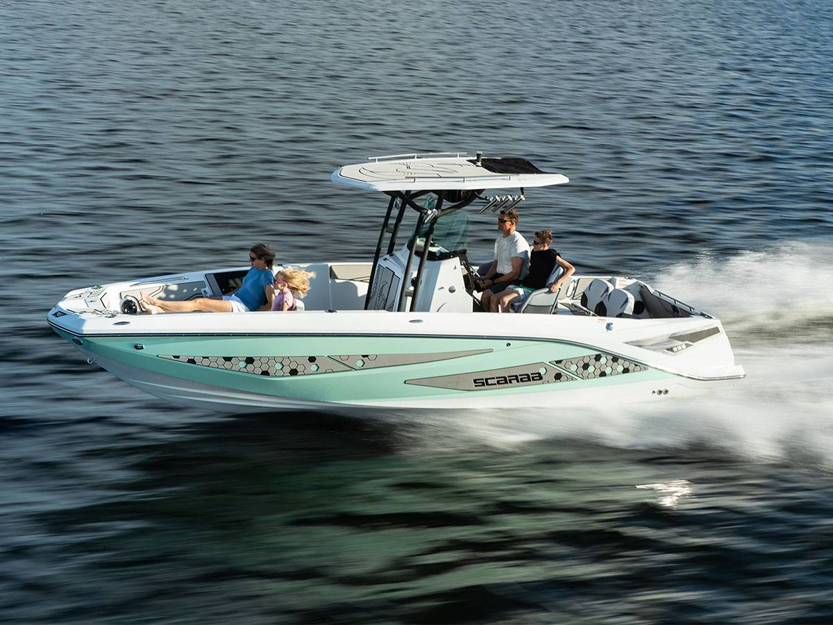 2021 Scarab 255 Open ID in Clearwater, Florida - Photo 6