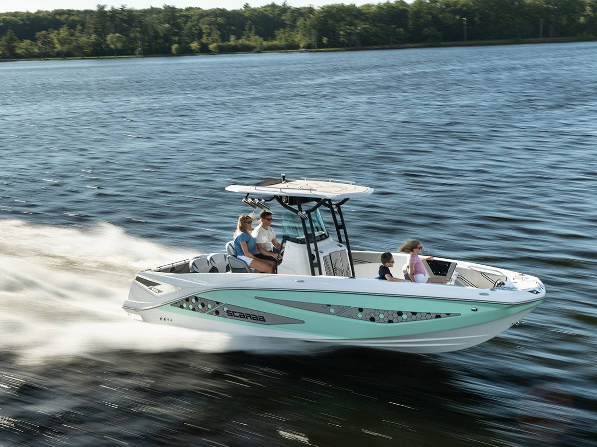 2021 Scarab 255 Open ID in Clearwater, Florida - Photo 5