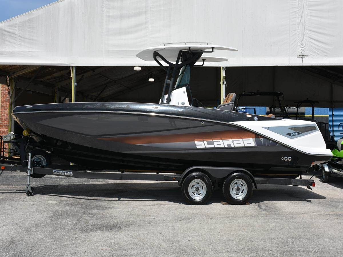 2021 Scarab 255 Open ID in Clearwater, Florida - Photo 7