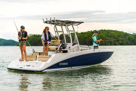 2021 Yamaha 210 FSH SPORT in Clearwater, Florida - Photo 23