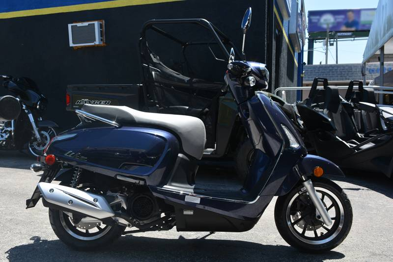 2018 Kymco Like 150i ABS in Clearwater, Florida