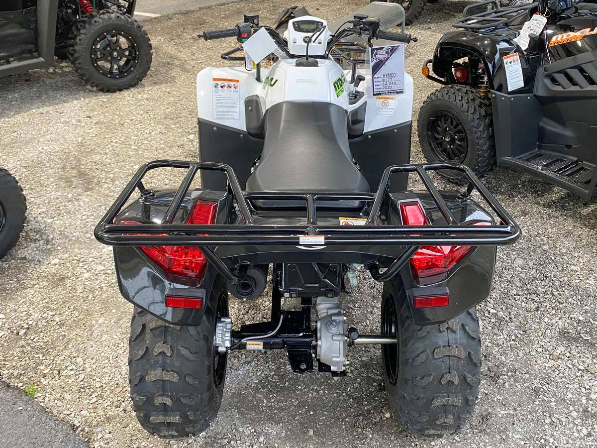 2021 Kymco MXU 270 in Clearwater, Florida - Photo 5