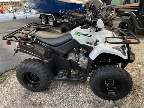 2021 Kymco MXU 270 in Clearwater, Florida - Photo 2