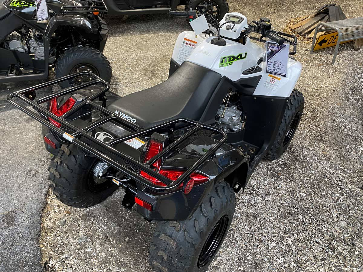 2021 Kymco MXU 270 in Clearwater, Florida - Photo 10