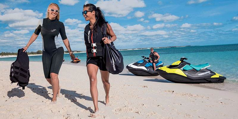 2019 Sea-Doo Spark Trixx 3up iBR in Clearwater, Florida - Photo 3