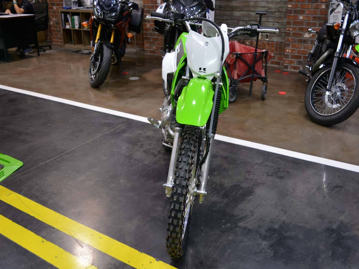 2021 Kawasaki KLX 140R L in Clearwater, Florida - Photo 3