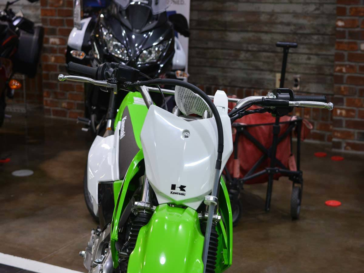 2021 Kawasaki KLX 140R L in Clearwater, Florida - Photo 4