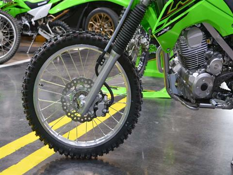 2021 Kawasaki KLX 140R L in Clearwater, Florida - Photo 5