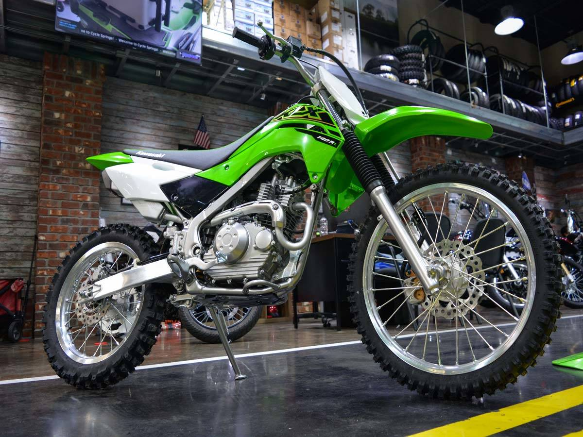 2021 Kawasaki KLX 140R L in Clearwater, Florida - Photo 12