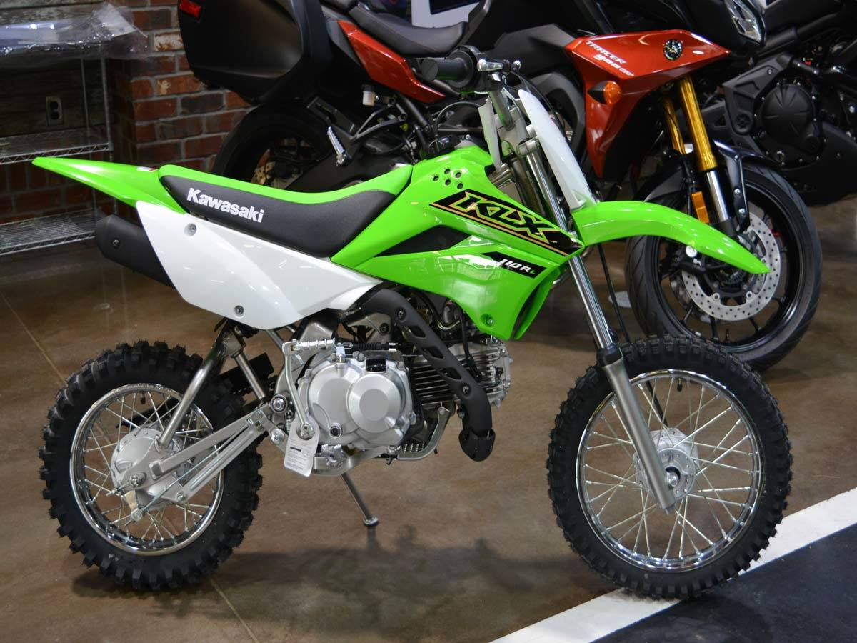 2021 Kawasaki KLX 140R L in Clearwater, Florida - Photo 13