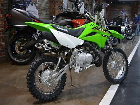2021 Kawasaki KLX 140R L in Clearwater, Florida - Photo 15
