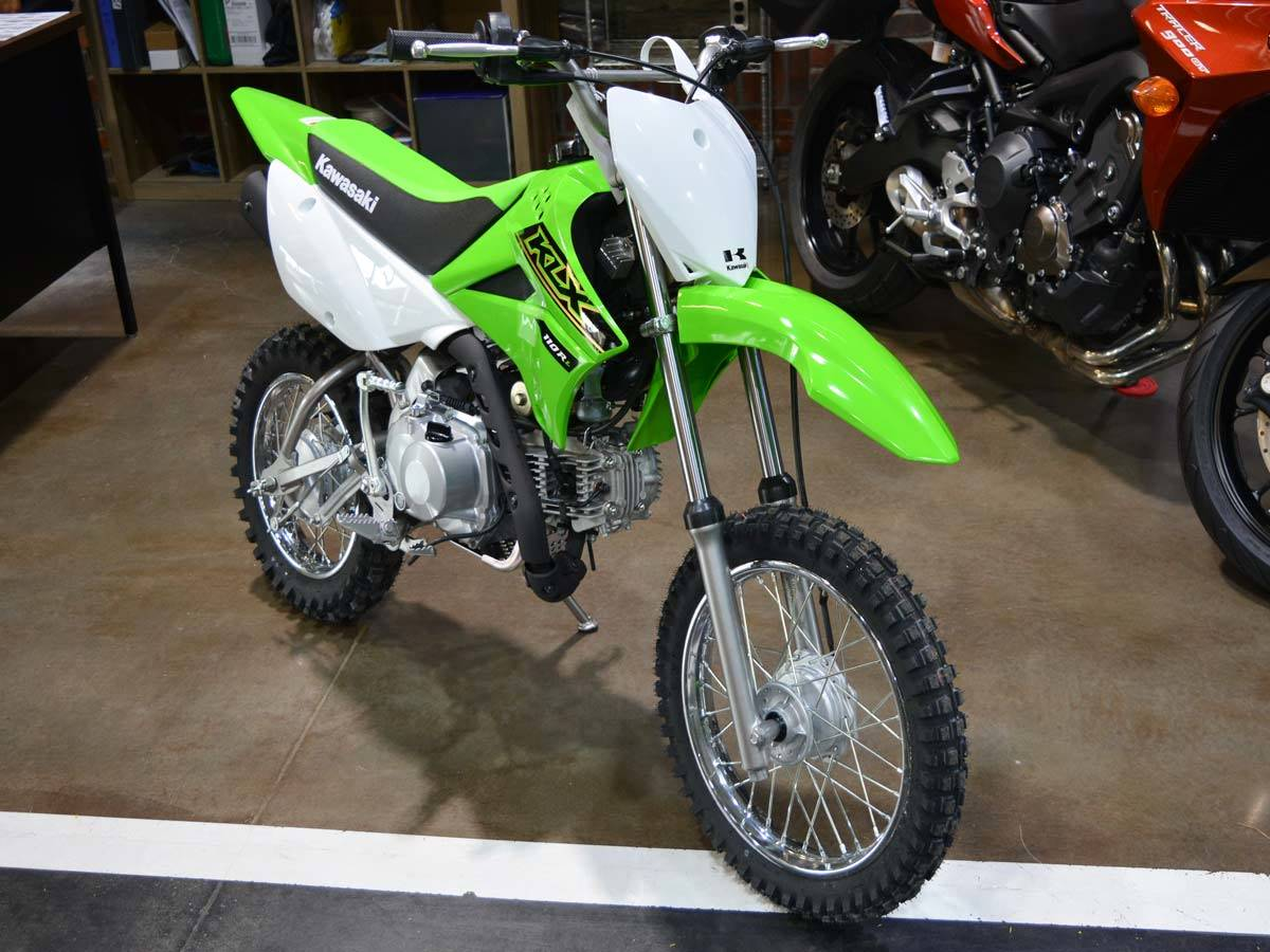 2021 Kawasaki KLX 140R L in Clearwater, Florida - Photo 16